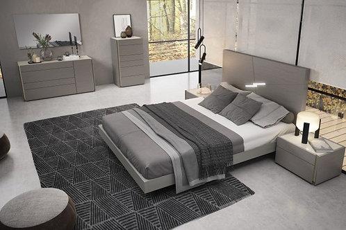 Harlow Modern Queen Bedroom Set (6 pcs)