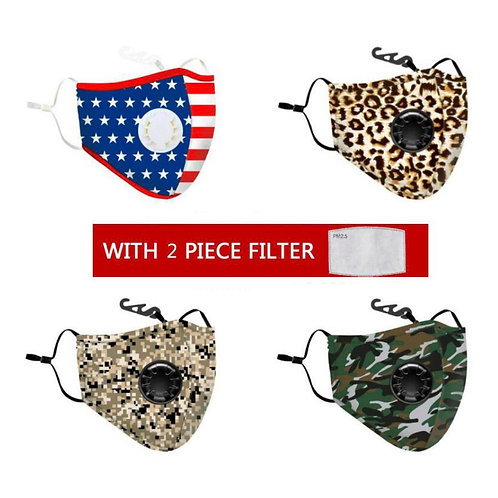 American Flag - Face Masks