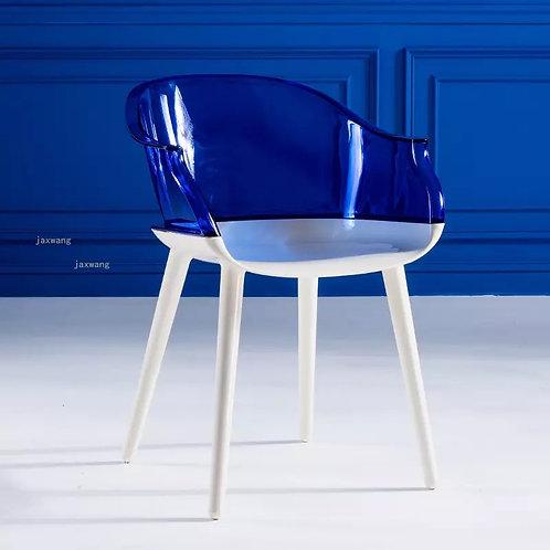 Nordic Creative Transparent Modern Acrylic Dining Chair