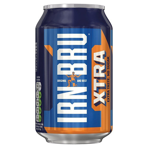 Irn-Bru Extra Can