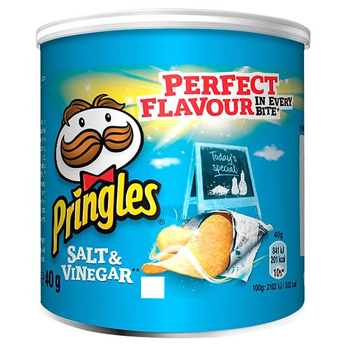 Pringles Salt and Vinegar Small