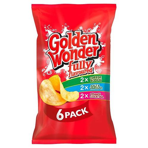 Golden Wonder Variety Pack