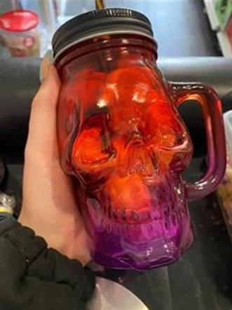 Skull Candy Mason Jars