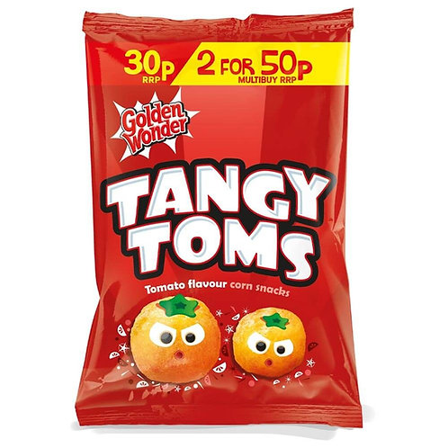 Golden Wonder Tangy Toms