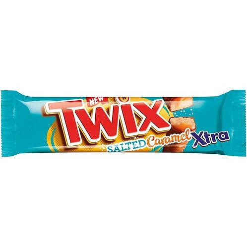 Twix Salted Caramel Bar Xtra