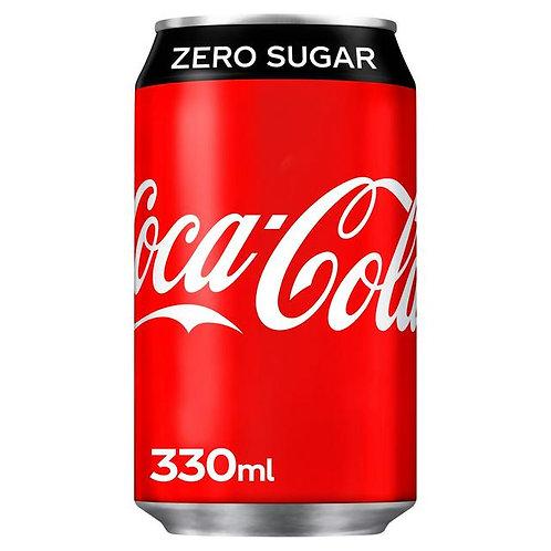 Coca-Cola Zero Can