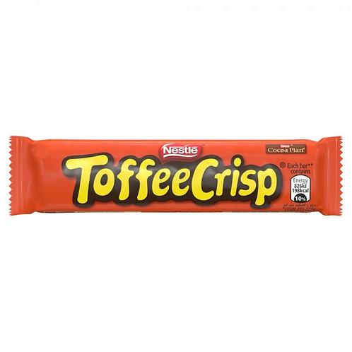2x Toffee Crisp