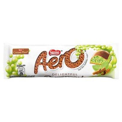 2x Nestle Aero Mint