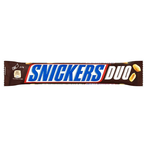 Snickers Duo