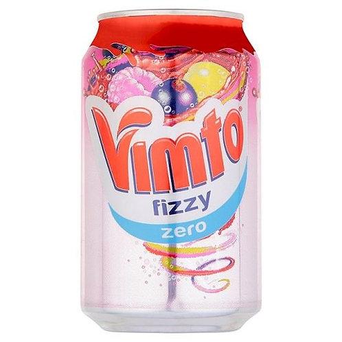 Vimto Zero Can