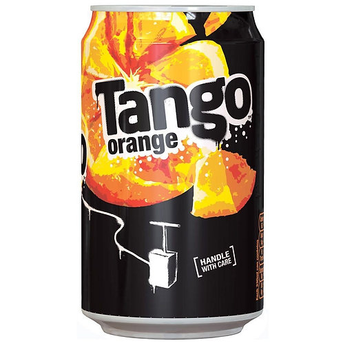 Tango Orange Can