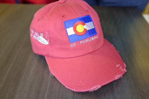 Colorado Pickleball Cap