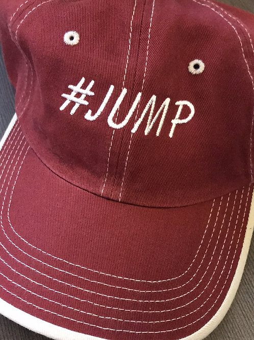 #JUMP Cap