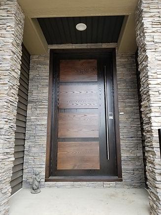 Hand made front door.jpg