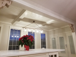 Dining Ceiling