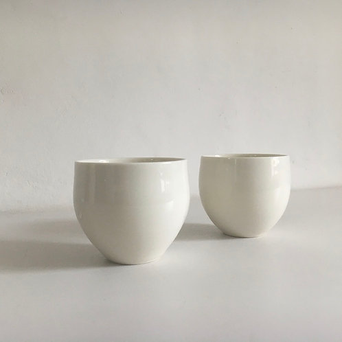 Pair of Rounded Beakers...£60