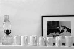 Still Life with Creamers