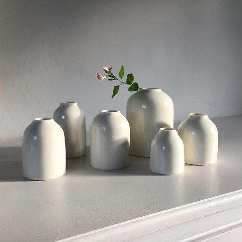 more Mini Bottle Vases...from £30