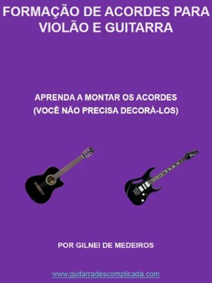Formação de Acordes para Violão e Guitarra
