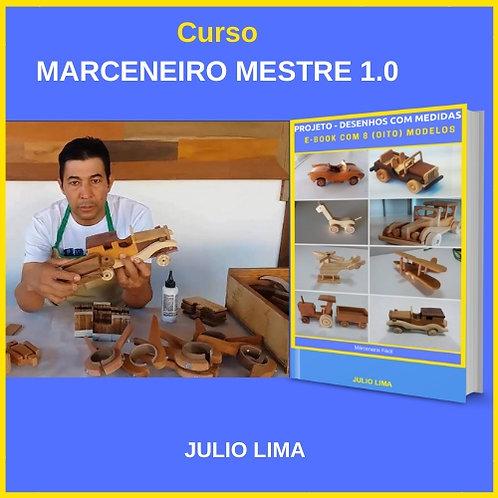 Curso Marceneiro Mestre 1.0
