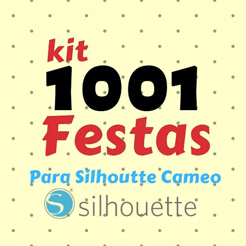 kit 1001 Festas Prontas (para Silhouete )