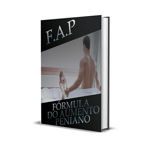 Fórmula do Aumento Peniano - Método F.A.P