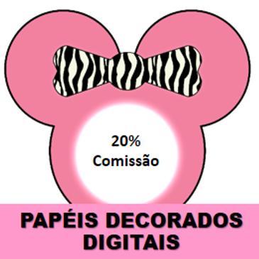 PAPÉIS DECORADOS DIGITAIS