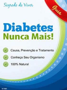 Diabetes Nunca Mais - Programa de Controle da Diabetes