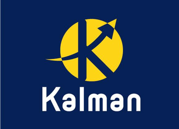 Kalman App Robô - Mensal
