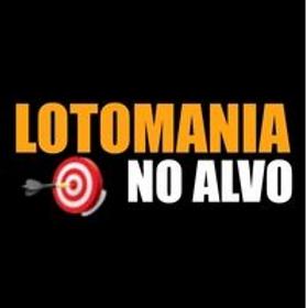LOTOMANIA NO ALVO
