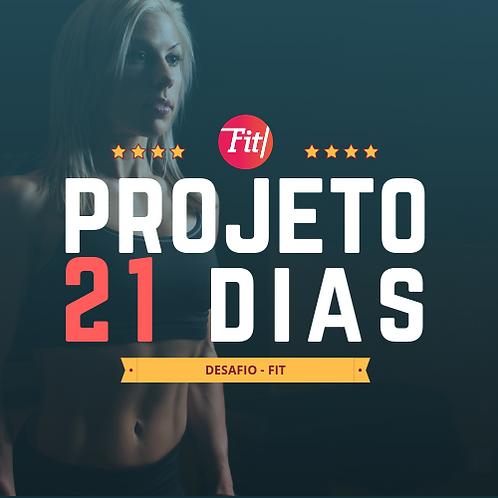 21 Dias Fit - Projeto