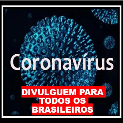 Coronavírus - Saiba tudo!