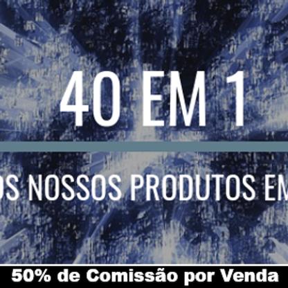 MERCADO DE INFOPRODUTOS 40 EM 1
