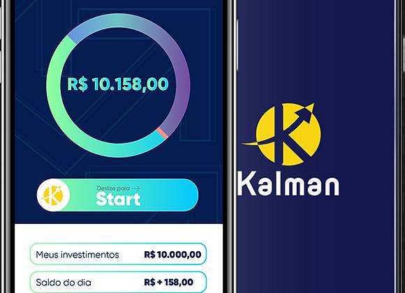 Kalman App Robô