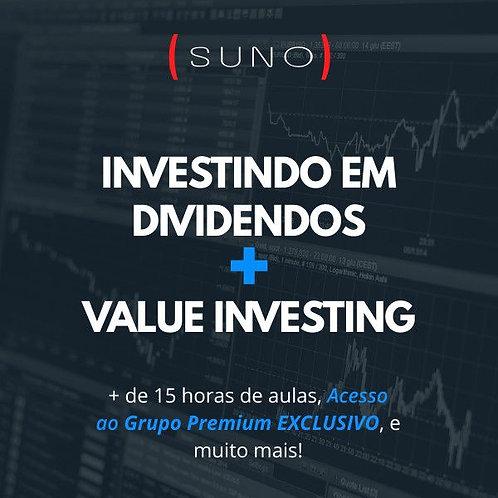 Value Investing & Investindo em Dividendos
