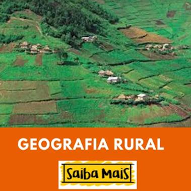 Geografia Rural