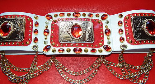 The Flaming Star Belt