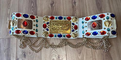 The World's Biggest Display Elvis belt!