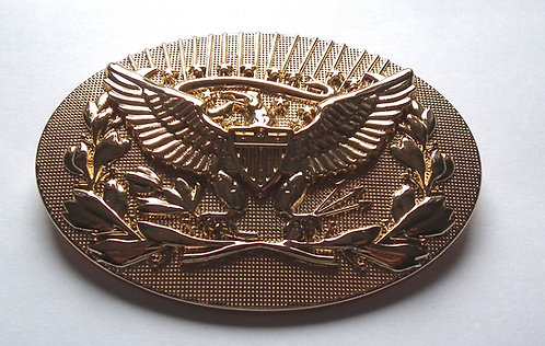 Individual Spare Oval Flying Eagle