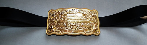 Casual After the Show Vegas Belt