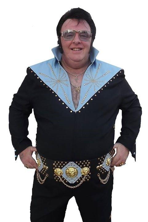 Jim with Cisco Kid belt