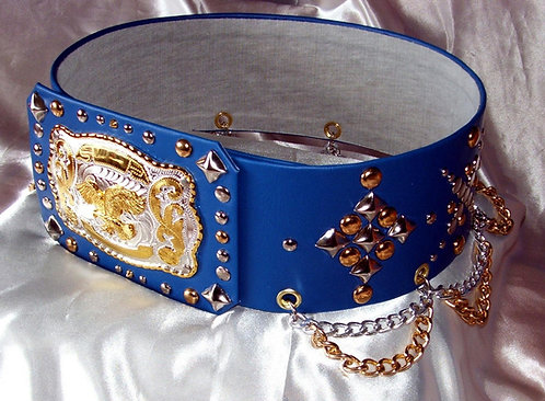 Luxury Western Belt