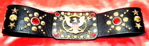 Red Star Aloha Eagle Belt