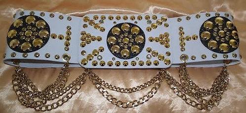 Elvis Style Sundial Belt