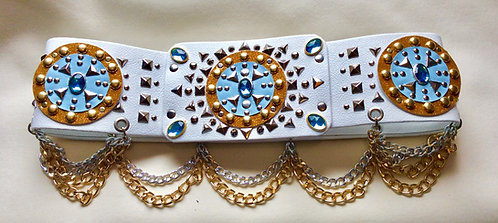 Elvis Style Tiffany Belt