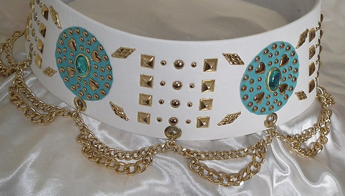 The Gold Hearts Belt
