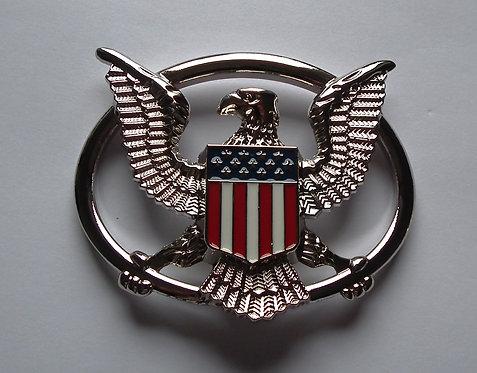 Individual Spare Silver Aloha Eagle