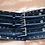 Thumbnail: Elvis Style Studded Roustabout Belt