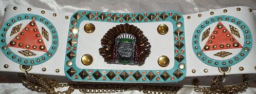 Elvis Style Indian Chief Belt