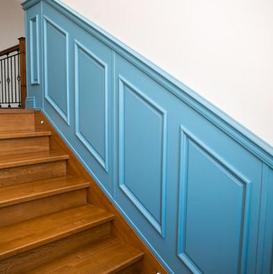 Лестница и панели